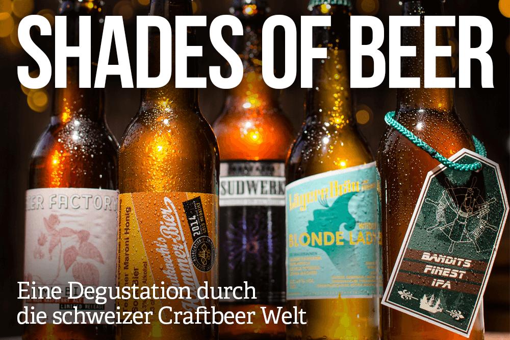 shades of beer
