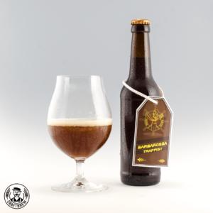 Barbarossa Trappist Bier - Ahoi Bier