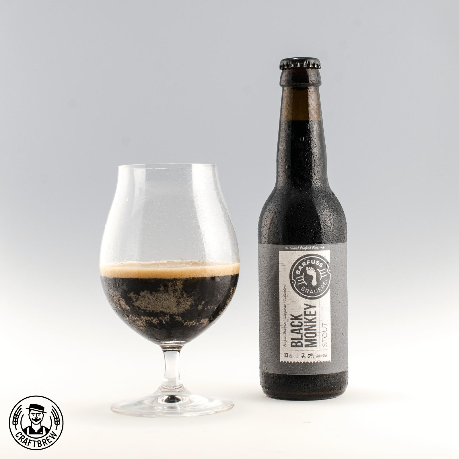 Black Monkey - Barfuss Brauerei
