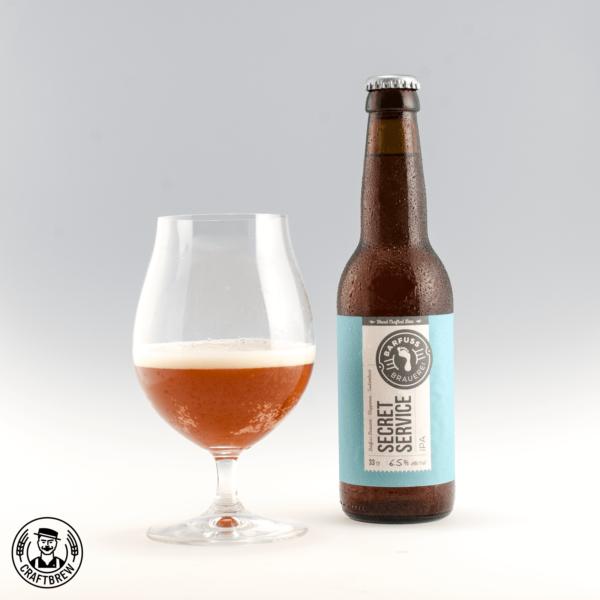 Secret Service - Barfuss Brauerei