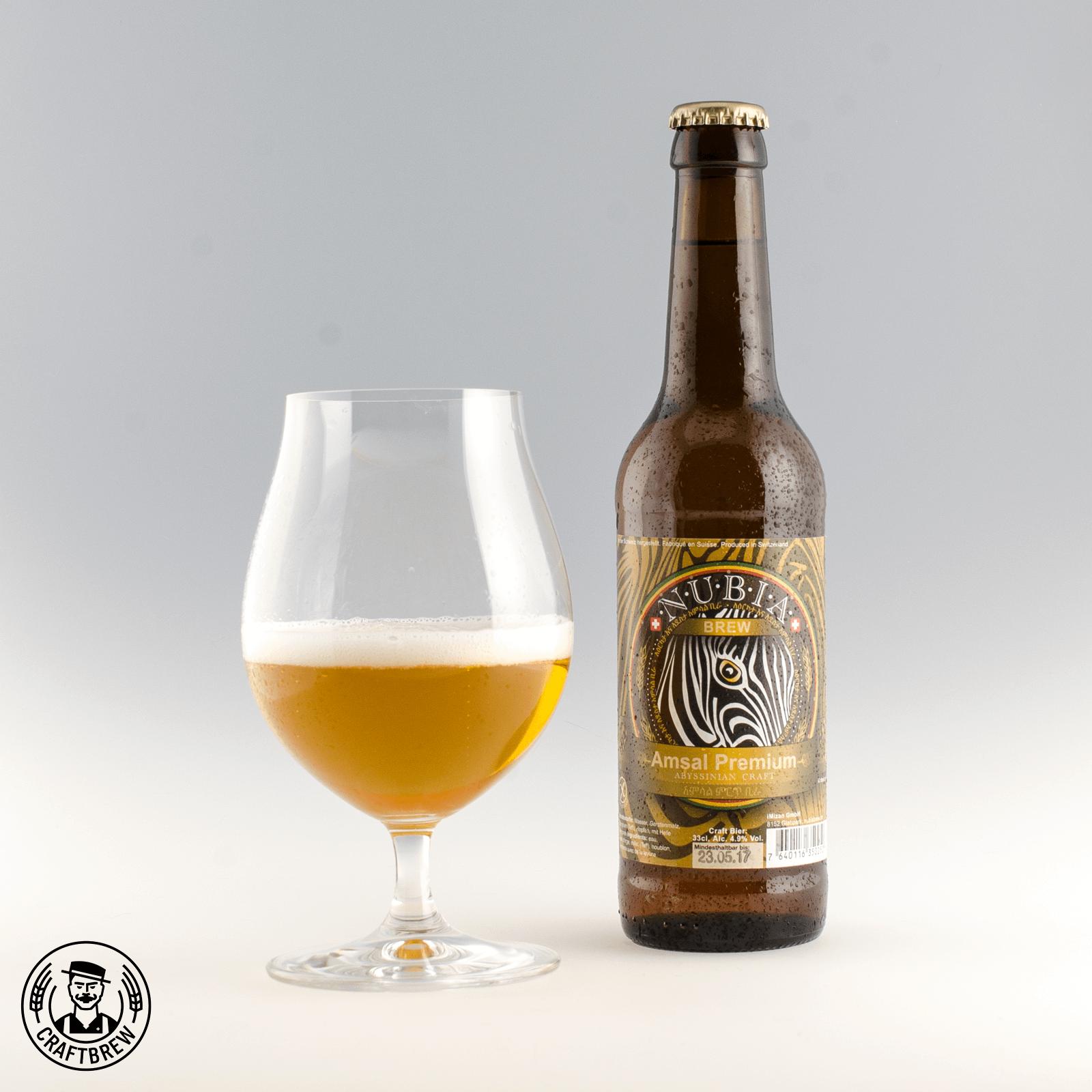 Amsal Premium - Nubia Bier
