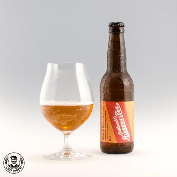 Miele di Bosco Waldhonig Bier - Gutknecht's Hammer Bier