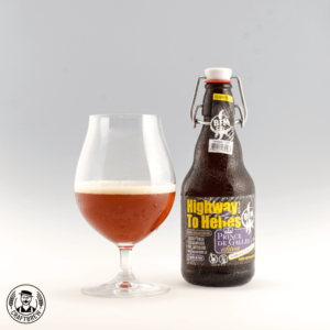 Highway to Helles Prince de Galles Edition - Brasserie BFM