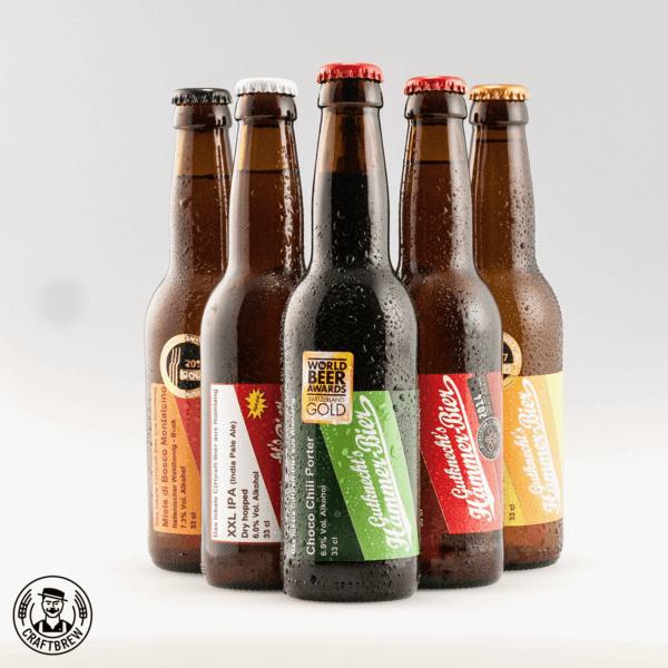 Gutknecht's Hammer Bier - ProBier Paket