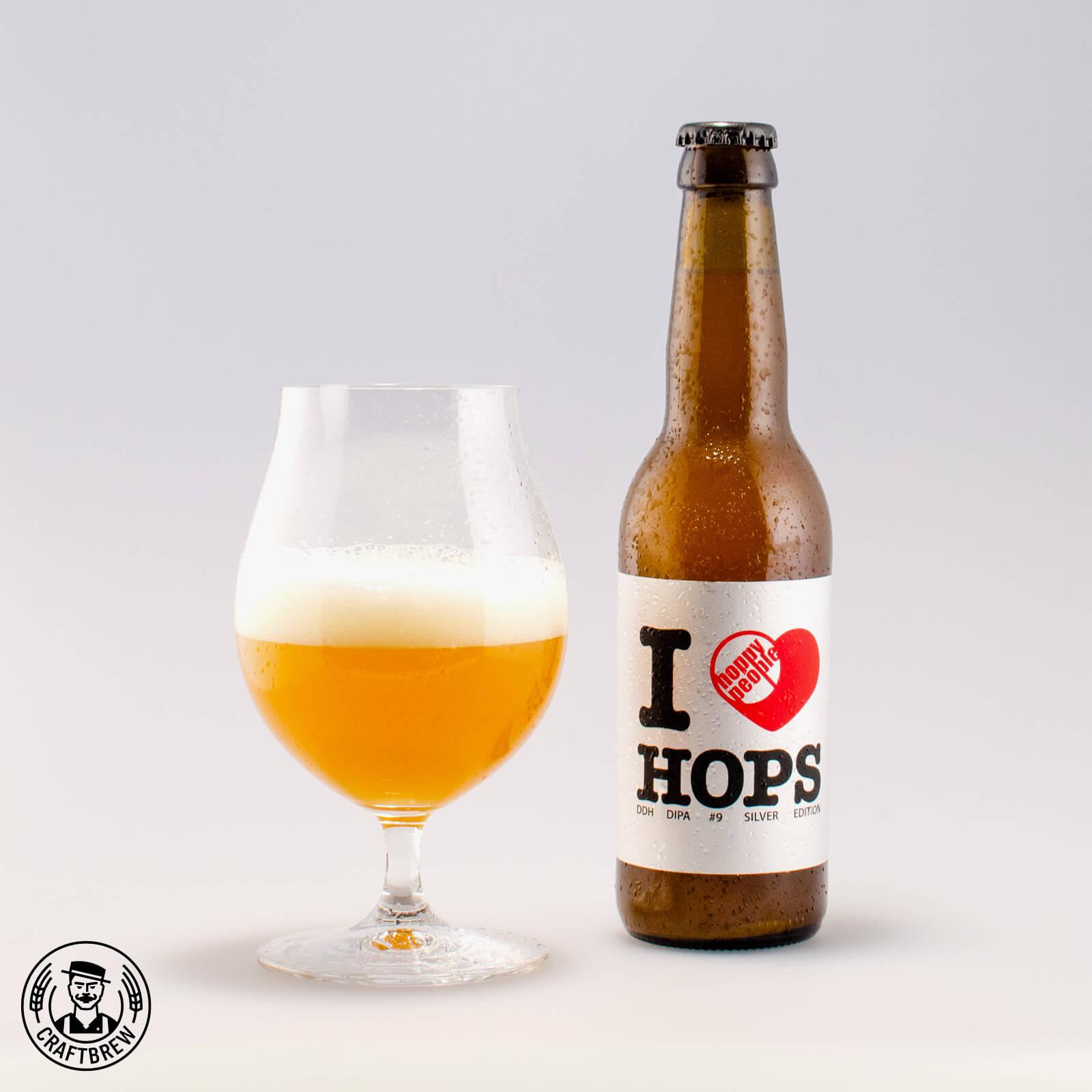 I Love Hops 9 - Hoppy People